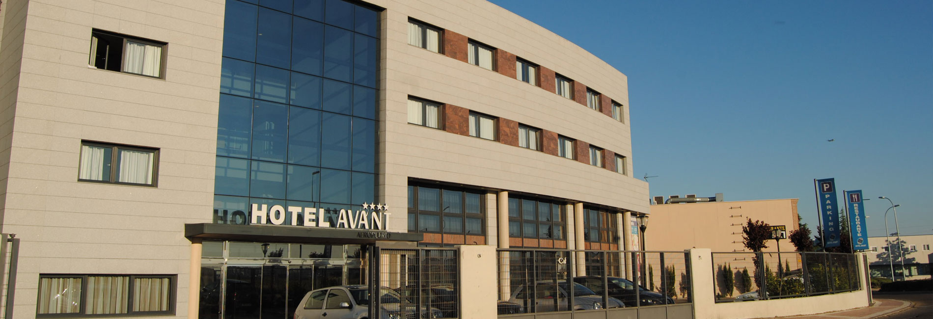 Hotels Next To Madrid Airport And Ifema Avant Hotels 4